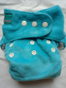 Bum Cheeks MCNs - 8 nappies. Good used condition. Tamworth Tamworth City Preview