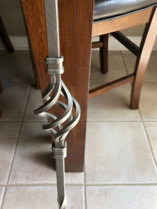 Iron Spindle Stair Railing