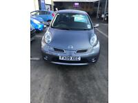 Nissan Micra 1.4 16v 25th Anniversary 09 plate