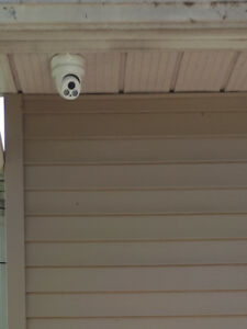 Residential CCTV Security Camera Installation