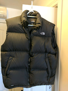 North Face Mens insulated vest - as new