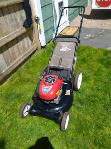 Craftsman lawn mower 7hp with bag