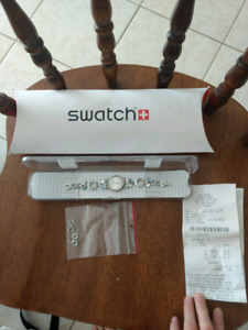 Swatch watch (needs new battery)