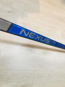 Bauer Nexus 2N Pro Stock Hockey Stick P28 Left Handed