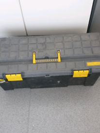 Large Toolbox and Tools