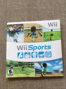 Wii Sports - Works Great