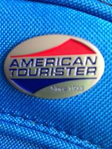 **gently used AMERICAN TOURISTER small SUITCASE for sale***