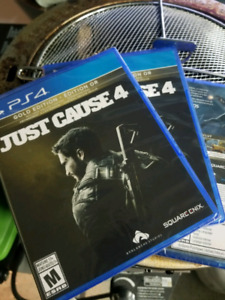 PS4 Just Cause 4 Gold Edition ** lowest price!
