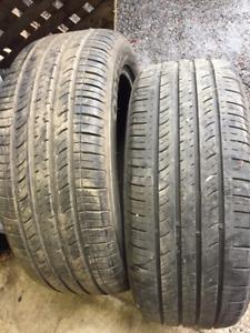 2x pneu d'été 195/50R16 84h Hankook Optimo H426