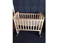 *FREE* wooden crib
