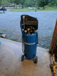 20 gallon air compressor