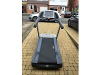 Technogym treadmill d447 led treadmill