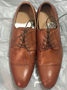 """Call It"" Brown dress shoes for men"