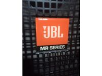Speakers PAIR JBL
