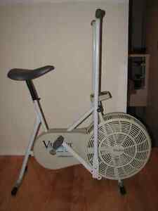 ***  VITAMASTER  AIRWAVES  EXERCISE  BIKE !!  ***