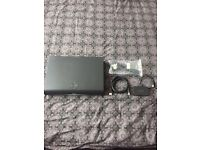 Sky+ HD box with all leads and remote 500gb
