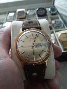Vintage timex automatic