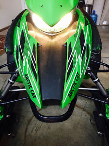 *MUST SEE* 2015 Arctic cat M 6000 Snow Pro Prince George British Columbia image 4