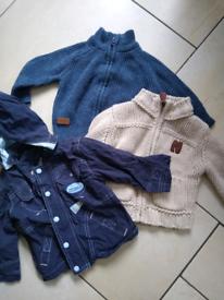 Clothes bundle boy 9-12 months