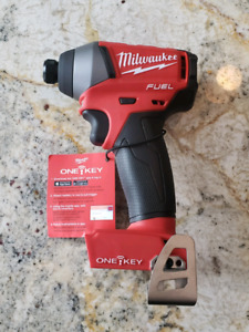 Milwaukee one key fuel impact Driver