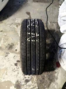 mazda mazda3 2055516 allseason tire with factory alloy rims