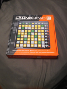 Novation Launchpad S - great condition