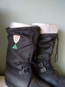 Absolute Winter Baffin Boots with Saftety features