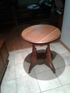 Antique Mahogany  Table REDUCED