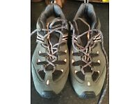 Karrimor walking trainers size 5