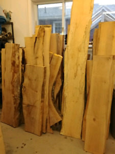 SALE Kiln dried live edge slabs for DIY small tables, shelves