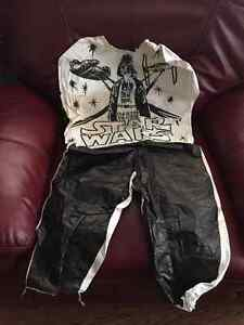 Star Wars Darth Vader Halloween Costume 1977 Very Rare !