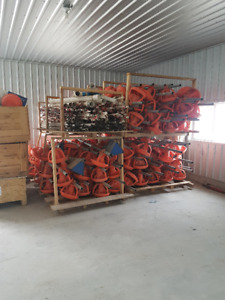!!!! Used Poultry Feeding Line Equipment !!!