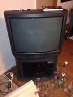 30 inch television