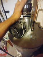 In need of a hot water tech/handyman for a question.