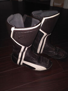 Gore-tex Puma Motorcycle boots