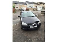 MUST SELL Vauxhall Corsa SXI
