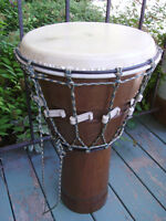 2 Djembes for Sale