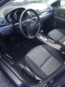 2009 Mazda 3 GS Low Kms