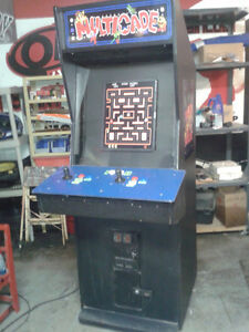 VINTAGE ARCADE GAME ..MULTICADE conversion !