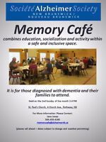 Rothesay Memory Cafe