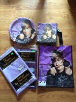 Justin Bieber party package
