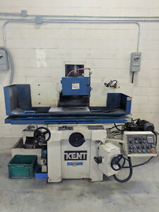 USED - KENT SURFACE GRINDER KGS-63AHD