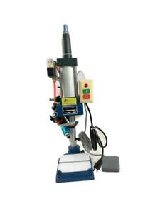 110V Electric Industry Automatic Pneumatic Power Punching Pressure Machine 230120