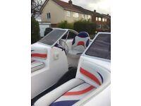 Fibrafort 505 Style Bowrider