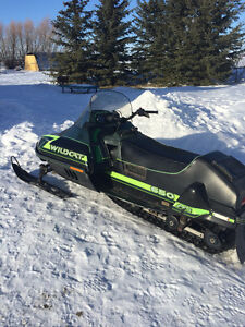 1988 Arctic Cat Wildcat