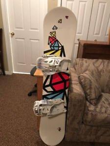 Girls / Youth Snowboard - $59.00 - bindings sold separately