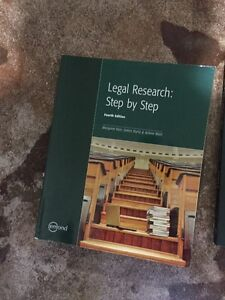 LAW CLERK TEXTBOOKS FOR SALE London Ontario image 3