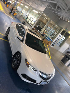 2017 ACURA TLX SH-AWD LEASE TAKEOVER