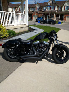 BEAUTIFUL 2016 Harley Davidson Forty Eight