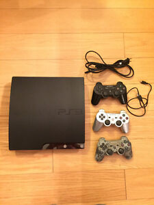 PlayStation 3 slim 250go